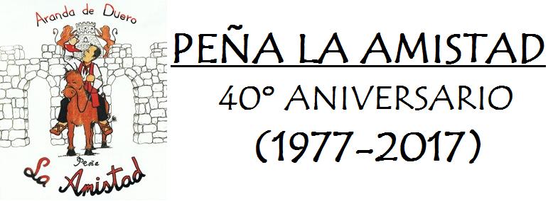 40º Aniversario